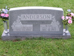 Effie May <I>Campbell</I> Anderson