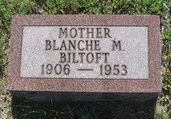Blanche Marie <I>Dorr</I> Biltoft