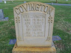 William Daniel Henry Covington