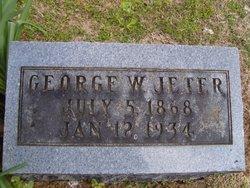 George Washington Jeter