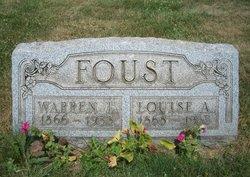 Louise Anna <I>Best</I> Foust Grover