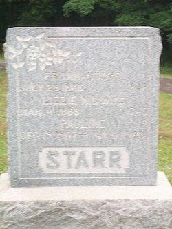 Frank G Starr