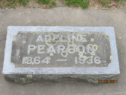 Adeline <I>Kauffman</I> Pearson