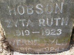 Verne Lyle Hobson, Jr
