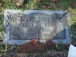 Lucile Holley <I>Arny</I> Morris