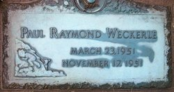 Paul Raymond Weckerle