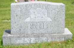 Rena P <I>Papin</I> Peets