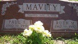 Ruth M. <I>McKinley</I> Mavity