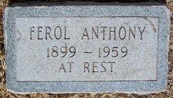 Ferol Anthony