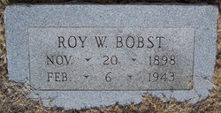 Roy W Bobst