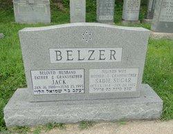 Sadie <I>Sugar</I> Belzer