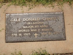 """Gale Donald """"Abie"""" Christy"""