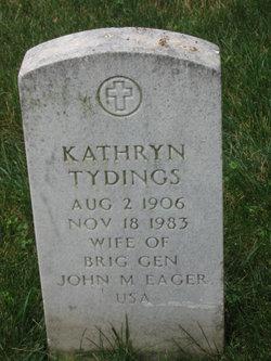 Kathryn <I>Tydings</I> Eager