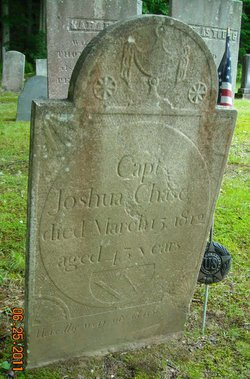 Capt Joshua Chase