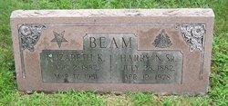 Elizabeth K Beam