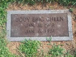 Jody Eric Gheen