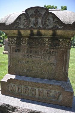 Annie <I>Frampton</I> Moroney