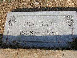 Ida Jane Rape