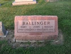 John William Ballinger