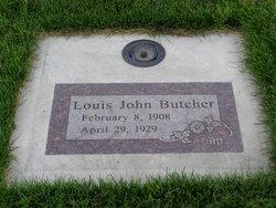 Louis John Butcher