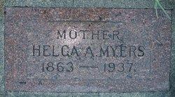 Helga <I>Snygg</I> Myers