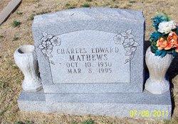 Charles Edward Mathews
