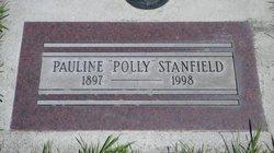 Pauline <I>Holstein</I> Stanfield