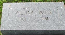 William Watts