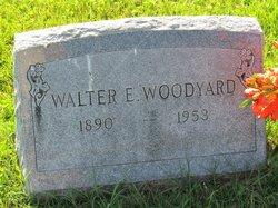 Walter E Woodyard
