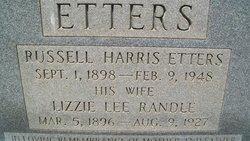 Russell Harris Etters