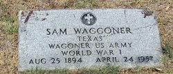 Sam W Waggoner