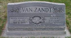 Byron Merle Van Zandt