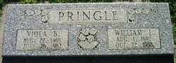 William Lawrence Pringle