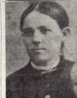 Mary <I>Curle</I> Whittaker