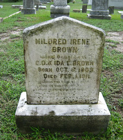 Mildred Irene Brown