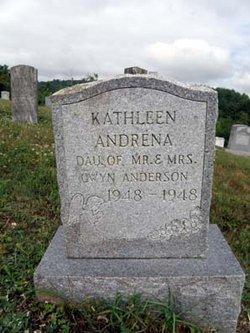 Kathleen Andrena Anderson