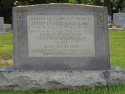 Bessie Moore <I>Love</I> Brimley