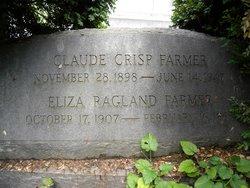 Mrs Eliza <I>Ragland</I> Farmer