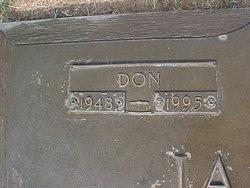 "Carlton Donald ""Don"" Jarrell"