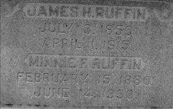 "James H. ""Jim"" Ruffin"