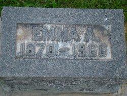 Emma Anna <I>Hawks</I> Williamson