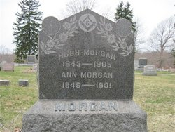 Ann <I>Williams</I> Morgan