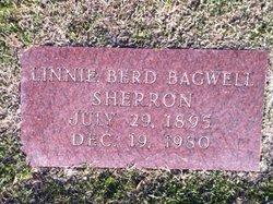 Linnie Berd <I>Bagwell</I> Sherron