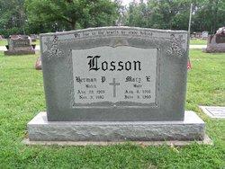 """Herman P. """"Butch"""" Losson"""