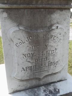 Col John Havens