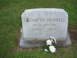 Elizabeth <I>Chambers</I> Hubbell