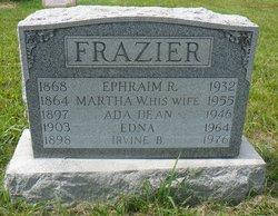 Ada Dean Frazier (1897-1946) - Find A Grave Memorial