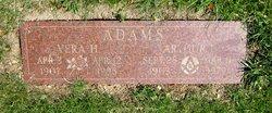Arthur F Adams