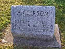 Charles Melvin Anderson