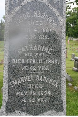 Catharine <I>Kisner</I> Hadcock